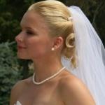 Свадебные прически 51