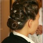 Свадебные прически 103