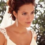 Свадебные прически 27