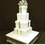 Свадебный торт 19
