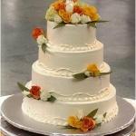 Свадебный торт 54