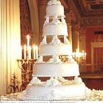 Свадебный торт 34