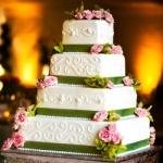 Свадебный торт 4