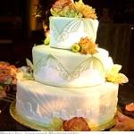 Свадебный торт 37