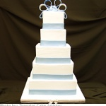 Свадебный торт 12