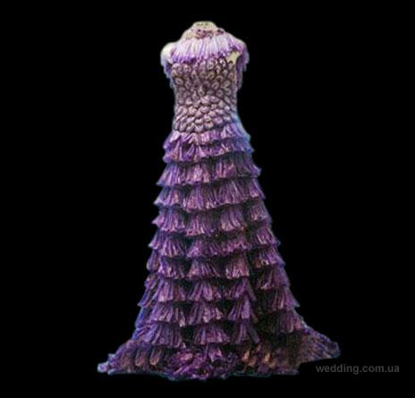 Свадебное платье СПИД