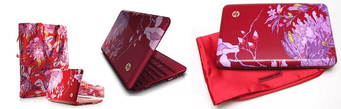 Розовые ноутбуки